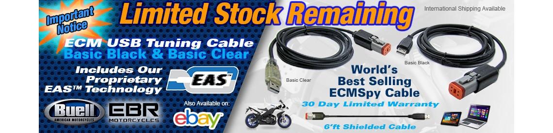 Buell ECM Data-Link USB Cables