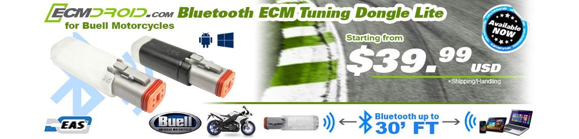 Buell Bluetooth Banner
