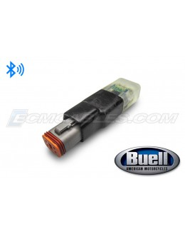 Bluetooth ECM Basic Tuning Dongle for Buell Stock ECM