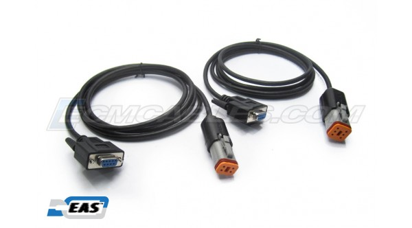 Harley Davidson 4-Pin & 6-Pin Compliant ECM Tuning Cables Bundle with EAS™ Technology