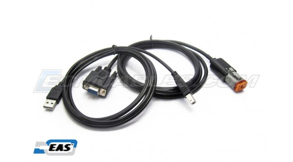 Harley Davidson J1850 SERT 4-Pin Compliant ECM Tuning Cable Kit with EAS™ Technology