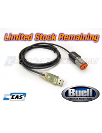 Buell E-Class Clear ECM Programming Spy Cable TPS Reset ECMSpy