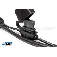 """Harley CANBUS 16"""" Fused-Link Shielded Extension M-F DT06-6S DT04-6P PWR&DATA with EAS™ Technology"""
